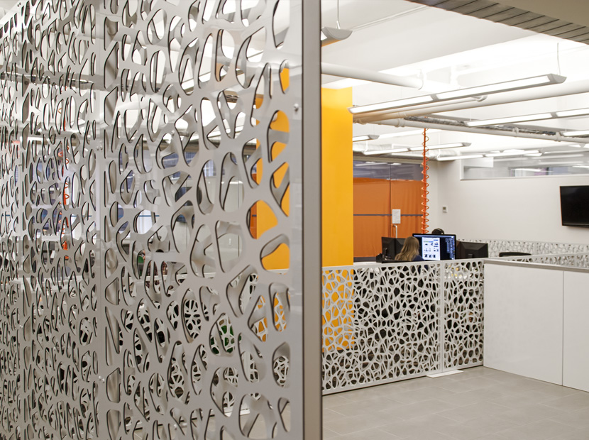 Razortooth Design Modular Partition Systems Room Dividers